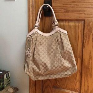 Large Gucci bag
